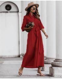 Φόρεμα - κώδ. 0900 - κόκκινο