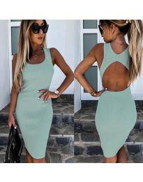 Φόρεμα - κώδ. 692 - πράσινο
