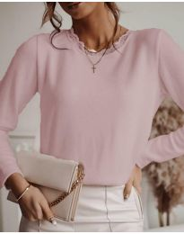 Μπλούζα - κώδ. 1580 - 2 - ροζ
