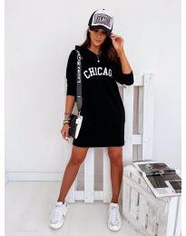 Φόρεμα - κώδ. 802 - μαύρο
