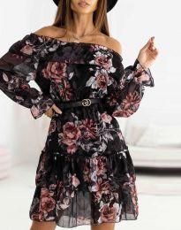 Φόρεμα - κώδ. 5179 - πολύχρωμο