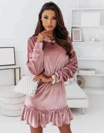 Φόρεμα - κώδ. 0424 - πούδρα