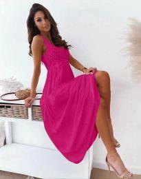 Φόρεμα - κώδ. 4807 - φουξια