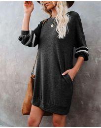 Φόρεμα - κώδ. 5925 - μαύρο