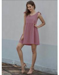 Φόρεμα - κώδ. 2255 - πούδρα