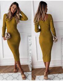 Φόρεμα - κώδ. 928 - καπουτσίνο