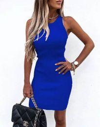 Φόρεμα - κώδ. 6331 - μπλε
