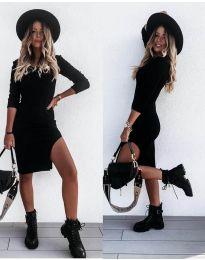 Φόρεμα - κώδ. 884 - μαύρο