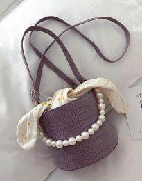 Τσάντα - κώδ. B428 - μωβ
