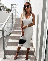 Φόρεμα - κώδ. 2960 - λευκό