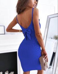 Φόρεμα - κώδ. 0987 - μπλε