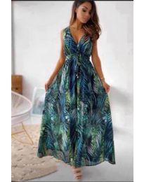 Φόρεμα - κώδ. 736 - πράσινο