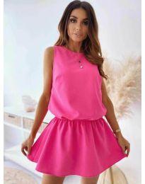 Φόρεμα - κώδ. 477 - φουξια