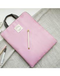 Τσάντα - κώδ. B127 - ροζ