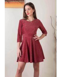 Φόρεμα - κώδ. 923 - μπορντό