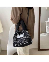 Τσάντα - κώδ. 537 - μαύρο