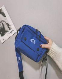 Τσάντα - κώδ. B524 - μπλε