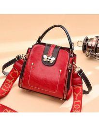 Τσάντα - κώδ. B91 - κόκκινο