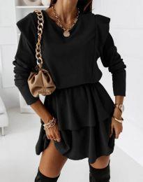 Φόρεμα - κώδ. 12042 - μαύρο