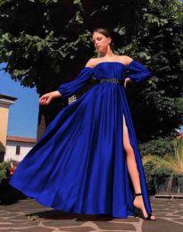 Φόρεμα - κώδ. 1879 - μπλε