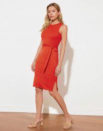 Φόρεμα - κώδ. 12950 κόκκινο