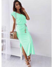 Φόρεμα - κώδ. 6622 - μέντα