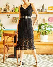 Φόρεμα - κώδ. 0351 - μαύρο