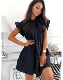 Φόρεμα - κώδ. 3145 - μαύρο