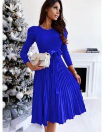 Φόρεμα - κώδ. 3939 - μπλε