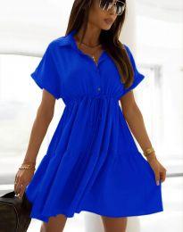 Φόρεμα - κώδ. 6292 - μπλε