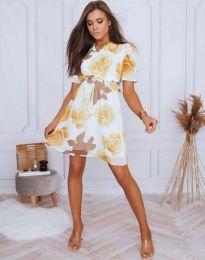 Φόρεμα - κώδ. 4082 - 3 - πολύχρωμο