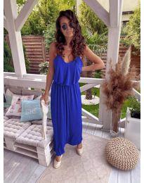 Φόρεμα - κώδ. 635 - μπλε
