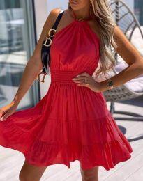 Φόρεμα - κώδ. 9949 - κοραλί