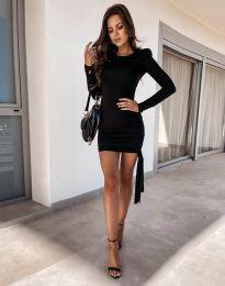 Φόρεμα - κώδ. 11592 - μαύρο