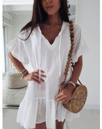 Φόρεμα - κώδ. 559 - λευκό