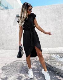 Φόρεμα - κώδ. 2074 - μαύρο