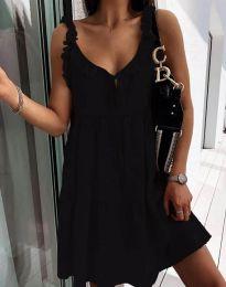 Φόρεμα - κώδ. 2540 - μαύρο