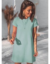 Φόρεμα - κώδ. 2299 - πράσινο