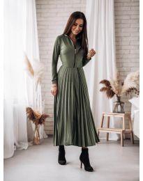 Φόρεμα - κώδ. 1544 - χακί
