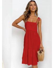 Φόρεμα - κώδ. 630 - κόκκινο