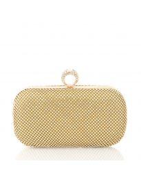 Τσάντα - κώδ. CK3315 - χρυσό