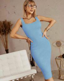 Φόρεμα - κώδ. 5965 - γαλάζιο