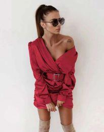 Φόρεμα - κώδ. 0659 - κόκκινο