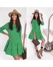 Φόρεμα - κώδ. 8486 - πράσινο