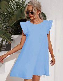 Φόρεμα - κώδ. 6261 - γαλάζιο