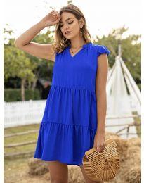Φόρεμα - κώδ. 696 - μπλε