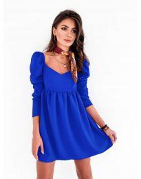 Φόρεμα - κώδ. 390 - μπλε