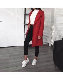 Παλτό - κώδ. 950 - κόκκινο