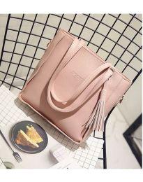 Τσάντα - κώδ. B7 - ροζ