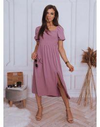 Φόρεμα - κώδ. 2117 - 1 - μωβ